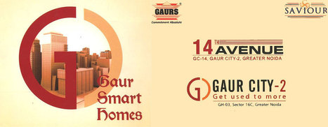 Gaur 14th Avenue | realestate | Scoop.it