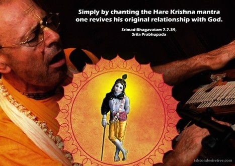 Effect of Chanting | Harinadh Creations | Scoop.it