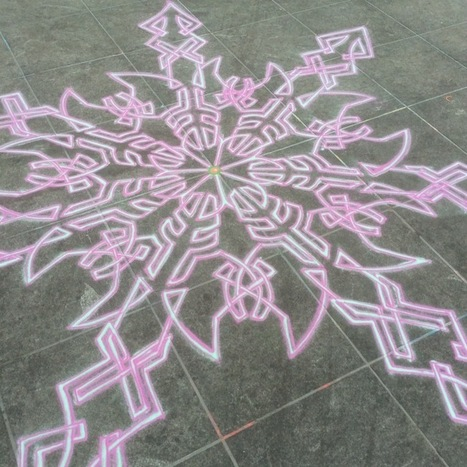 Sand Painting September 18th 2016 | Sand Paintings | Scoop.it