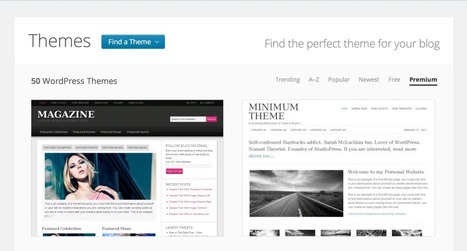 WordPress.com Business: Get a professional website without a professional price tag | JOIN SCOOP.IT AND FOLLOW ME ON SCOOP.IT | Scoop.it