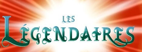 La BD du mois d'octobre : Les Légendaires | Les Légendaires | Scoop.it