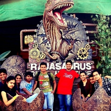 Amusement Parks in Mumbai: Adlabs Imagica Tops the List! ~ Aamchi Mumbai City | News world | Scoop.it