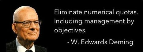 W. Edwards Deming – Prophet in His Own Land – Delta Partners | Coaching Leaders | Scoop.it