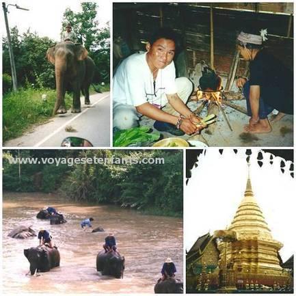 Chiang Mai en famille: visiter le nord de la Thailande   VOYAGES ET ENFANTS   Chiang Mai   Scoop.it