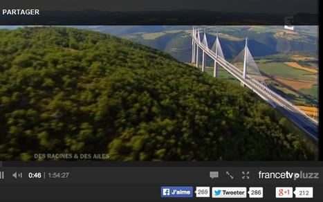 Des racines et des ailes en Aveyron en replay | L'info tourisme en Aveyron | Scoop.it