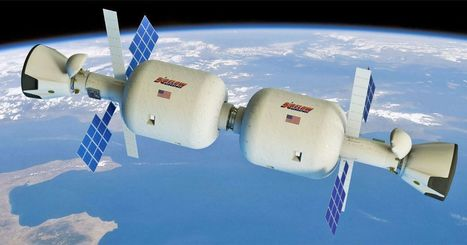 Inflatable space stations could orbit the Earth by 2020 | Amazing Science | Scoop.it