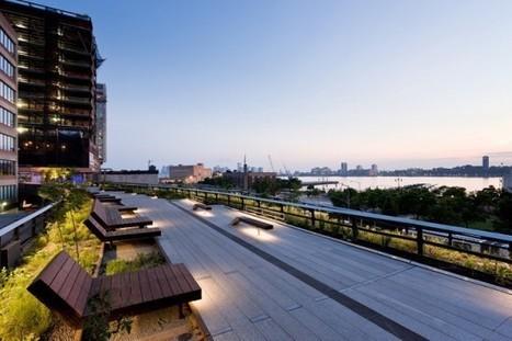 High Line Park New York | Fubiz™ | Humain | Scoop.it