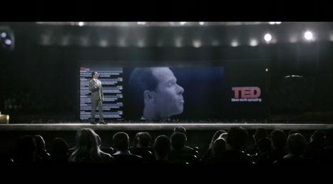 The TED Talk from the Future. | Create: 2.0 Tools... and ESL | Scoop.it