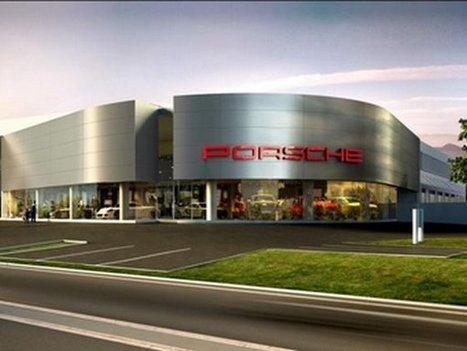 Le Centre Porsche : à la hauteur de l'élégance de la marque - grandbaie.mu | Auto Premium | Scoop.it