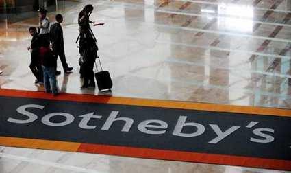 Art : Sotheby's s'allie à eBay pour organiser ses ventes en ligne | Projet | Scoop.it