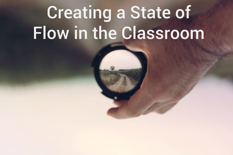 "How to Create a State of ""Flow"" in the Classroom - A.J. Juliani 