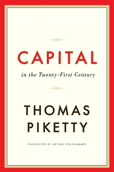 "Capital in the Twenty-First Century — Thomas Piketty | ""EE"" 