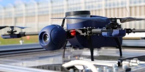 Drones : DPS nouvel acteur de la formation de télé-pilotes | Aéronautique-Spatial-Défense à Bordeaux et en Gironde | Scoop.it
