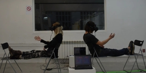 Can Oculus Rift show us what it's like to swap genders? | Love n Sex n Whatnot | Scoop.it