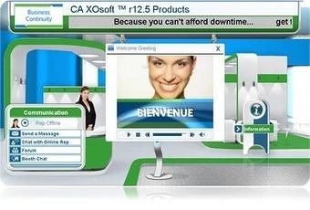 Virtual Job Fairs   Virtual Learning Environment   Virtual Environment   Immersive World Technology   Scoop.it