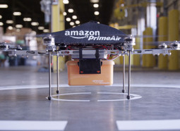 Amazon Delivery to Take Flying Leap - Amazon Air Schedules Take Off - Billy Chicago | Tech Nerd | Scoop.it