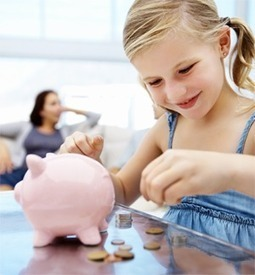 Money and Your Kids | Womens Special | Scoop.it