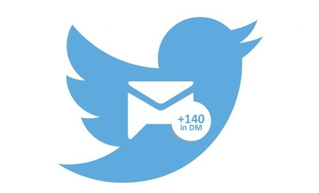 Twitter elimina il limite dei 140 caratteri nei DM | Social Media War | Scoop.it
