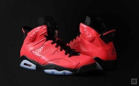 Nike announces Air Jordan 6 'Infrared23' launch has been delayed, shoe brand ... - Mstarz | TAFT: Trends And Fashion Timeline | Scoop.it