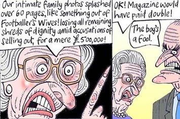 Her Maj: Cartoon Museum heralds Diamond Jubilee with 60 Years of Unofficial ... - Culture24 | Machinimania | Scoop.it