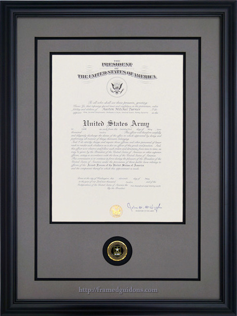 Gallery - Awards, Certificates, and Diploma Examples - Framed Guidons | Social Media Posting | Scoop.it