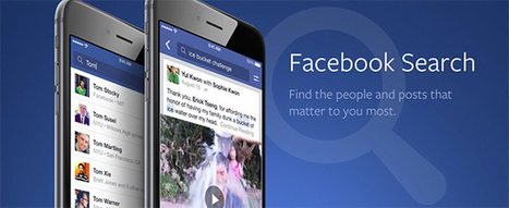 l'heure du #Facebook #SEO ?   Veille SEO - Référencement web - Sémantique   Scoop.it