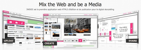 Webdoc : Les démo-tests #2 – 3WDOC | Webdoc & Formazione | Scoop.it