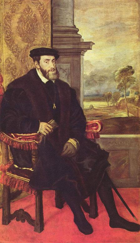 25 octobre 1555 abdication de Charles Quint | Racines de l'Art | Scoop.it