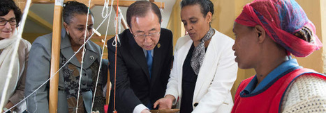 U.N. states agree post-2015 sustainable development agenda | Sustain Our Earth | Scoop.it