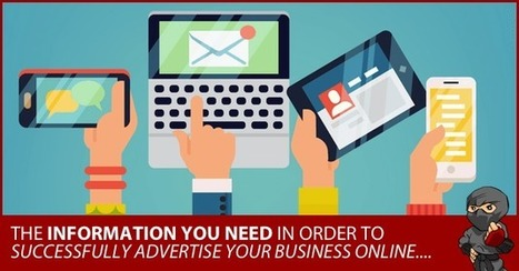 The Beginners' Guide to Online Advertising for Small Business | Online Marketing Resources | Scoop.it