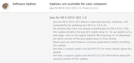 Apple detecta Macs infectadas de malware en sus empleados | virus informáticos | Scoop.it