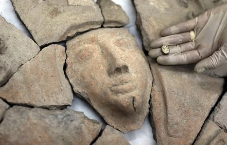 3.300 jaar oude sarcofaag ontdekt in Israël | KAP-ANGELO | Scoop.it