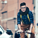 The invisible Swedish Bike Helmet. Stay safe, Stay warm, Still in fasion   Urban Cycling Area   Scoop.it