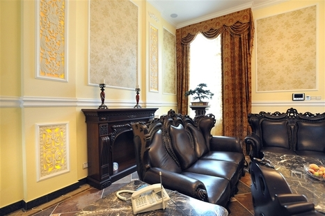 Ghế Sofa sang trọng cho phòng khách | xay dung ide | Scoop.it