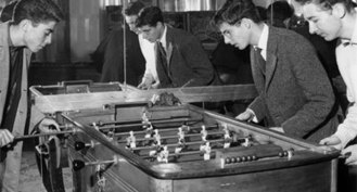 The Murky History of Foosball | English Usage for French Insights | Scoop.it