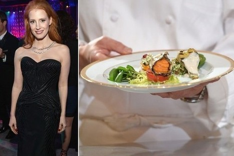 What Did Golden Globes' (Vegetarian) Celebs Eat for Dinner? | @FoodMeditations Time | Scoop.it
