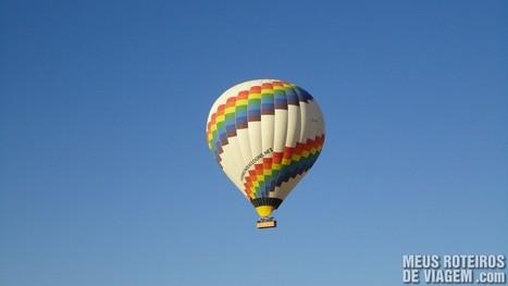 Voo de balão na Capadócia: um passeio imperdível na Turquia | Dicas de Viagem Europa | Scoop.it