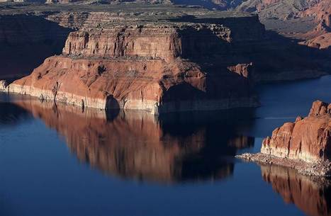Western Drought Enlarges 'Bathtub' Ring Around Lake Powell | Conformable Contacts | Scoop.it