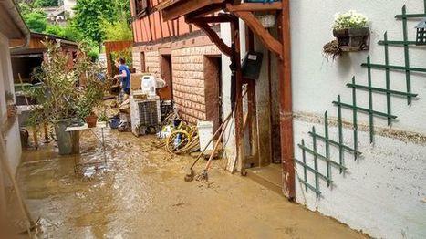 Orages : nouvelles coulées de boue à Wasselonne, mais aussi Molsheim et Marlenheim | Alsace Actu | Scoop.it