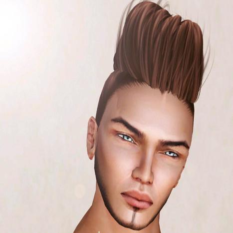 LaFleur Hair Group Gift by Mr. C | Teleport Hub - Second Life Freebies | Second Life Male Freebies | Scoop.it