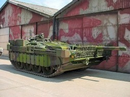 Stridsvagn 103 – Walk Around | History Around the Net | Scoop.it