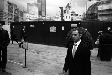 Cannon St, London | Stu Egan | The Street Photography | Scoop.it