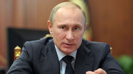 Putin faces down Obama over Ukraine | artkey the alternative search engine | Scoop.it