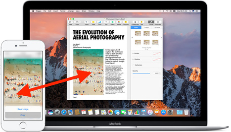 How to Use Universal Clipboard on Mac, iPhone, iPad - OSXDaily | Computing and Technology | Scoop.it