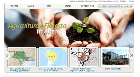 ArcGIS Online - Portal Agricultura e Floresta | Agronegócio | Scoop.it