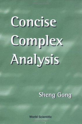 Library Genesis: Sheng Gong - Concise complex analysis | Arquetipos y espejos | Scoop.it