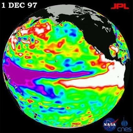 Modeling the past to understand the future of a stronger El Nino   Geology   Scoop.it