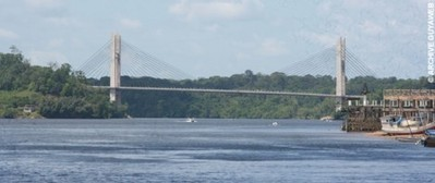 Nouveau couac pour le pont | La Guyane | Scoop.it