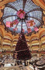 Vitrines et illuminations de Noël 2012 à Paris: ça commence cette semaine! :: Actualités Paris Evous :: | Offrir un cadeau express de qualité | Scoop.it
