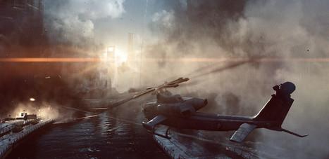 Battlefield 4 Blog #11 – průvodce vozidly a jejich přizpůsobením | Battlefield 4 novinky | Scoop.it